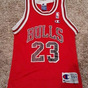 Vintage Champion Michael Jordan Jersey